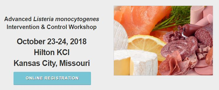 Advanced Listeria monocytogenes Intervention and Control Workshop